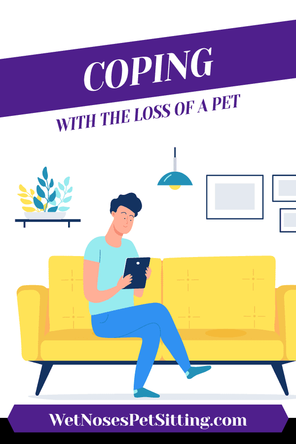Coping With The Loss Of A Pet Header
