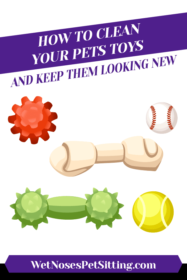How to Clean Your Pets Toys and Keep Them Looking New Header
